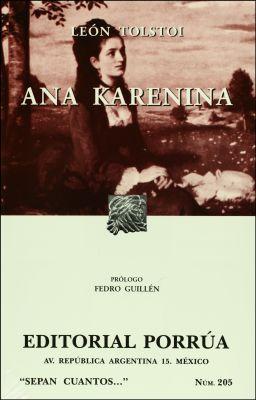 ANA KARENINA                                         (SC205) NE