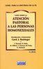 ATENCION PASTORAL A PERSONAS HOMOSEXUALES