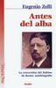 ANTES DEL ALBA. LA CONVERSION DE UN RABINO DE ROMA (2ED)