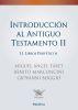 INTRODUCCION AL ANTIGUO TESTAMENTO II.