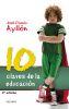 10 CLAVES DE LA EDUCACION