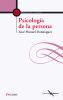 PSICOLOGIA DE LA PERSONA