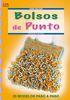 BOLSOS DE PUNTO