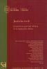 JUSTICIA CIVIL (CUADERNO DE EXTENSION 23)