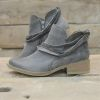 BOTIN CORREAS BREAK GRIS CARGO