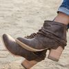 BOTIN TACO ALTO 770 BREAK CHOCOLATE