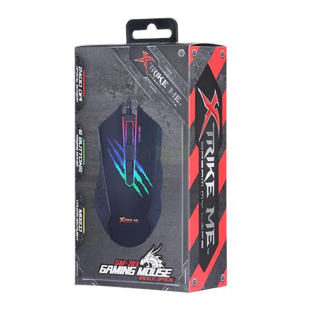 Mouse Gamer Xtrike Me Gm-203 | MELITRONICS