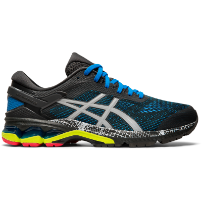 Asics - Gel Kayano 26 LS - Graphite Grey/Piedmont Grey - Hombre - Pronador