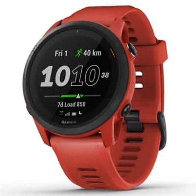 Forerunner 745 - Rojo - Garmin - Reloj