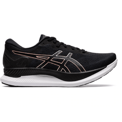 Asics - GlideRide - Black/Rose Gold - Mujer - Neutral