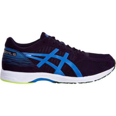 Tartherzeal 6 - Night Shade/Blue Coast - Hombre - Supinador/Neutro - Asics - Zapatilla