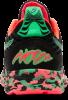Asics - Gel Noosa Tri 12 - Black/Flash Coral - Hombre - Neutro/Pronador 6