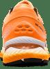 Asics - Gel Nimbus 22 - Orange Pop/Black - Hombre - Neutro/Supinacion 5