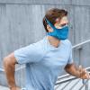 Buff - Filter Mask - Keren Blue con 5 filtros (Adulto) 6