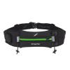 Cinturón porta objetos, porta geles y porta número - Fitletic Ultimate II - Verde