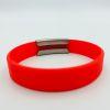 Pulsera de identificación IDOO Slim ID -Rojo 5