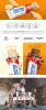 Protein Energy Bar - Cinnamon - Lab Nutrition - Barra de Proteina 2