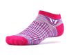 Medias - Swiftwick Aspire Zero - Pink Strip