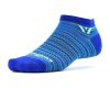 Medias - Swiftwick Aspire Zero - Royal Strip