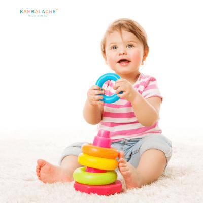 Juguetes para bebés de 6 a 12 meses