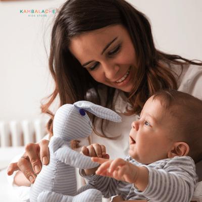 Juguetes para bebés de 0 a 3 meses