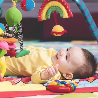 Juguetes para bebés de 3 a 6 meses