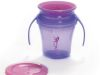 Wow cup con asas Morado