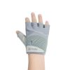 guantes  gris