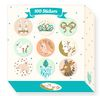 Stickers Lucille Michielli, 100 unidades