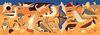 Puzzle Galeria, Birds, 1000 pz