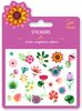 Mini Sticker Flores tropicales