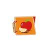 libro madera frutas