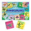 Memorice Mini, Dinosaurio