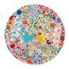 Puzzle redondo Pájaros, 500 pz, 58 cm diámetro