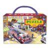 Mini puzzle, Camion bombero, 20 pz