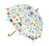 Paraguas Transparente Froglets