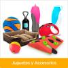 juguetes y accesorios