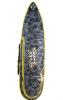 SB Boardbag Thruster (Yellow)