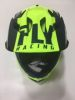FLY DITHER TEAL HI-VIS