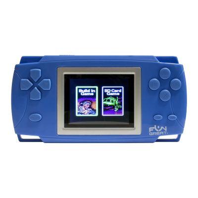consola pocket game azul 230 juegos