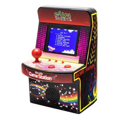 consola portatil arcade 240 juegos