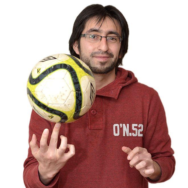 Diego Comihual