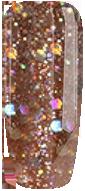 Esmalte Perm. Mia Nails 011 Glitter