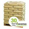 30 Bolsas Ecomas 18 Kg