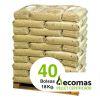 40 Bolsas Ecomas 18 Kg.