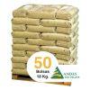 Pack 50 Bolsas 18 KG