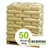 50 Bolsas Ecomas 18 Kg.
