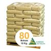 Pack 80 Bolsas 18 KG