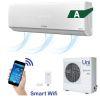 Split Muro ON-OFF 24000 btu Smart wifi