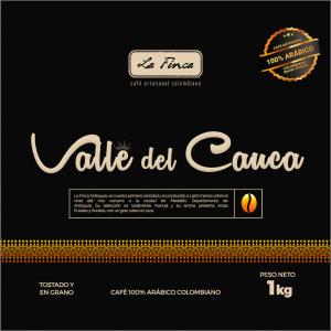 Café La Finca en Grano Cauca 250gr